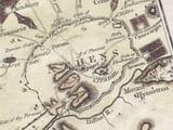 Old Town Plan Athens Detail
