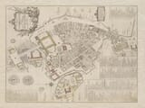 Old Town Stockholm Map