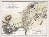 Old Town Plan Athens