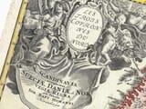 Old Scandinavia Baltics Map Detail
