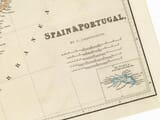 Spain Portugal Map