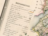 Old Map of Gloucester Detail