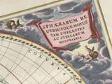 ornamental map detail