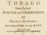 Old Tobago sign