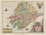 old map mounster ireland