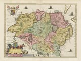 old map ulster
