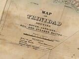 old trinidad map detail
