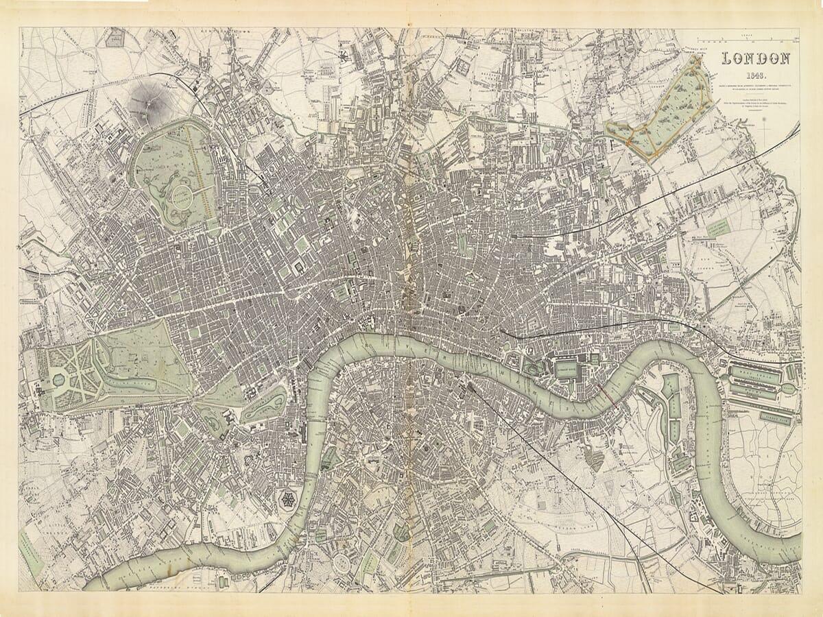 London City 1836
